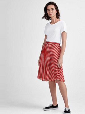 Saint Tropez Kjol Striped Shimmer Skirt
