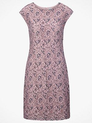 Saint Tropez Klänning Two Colored Lace Dress