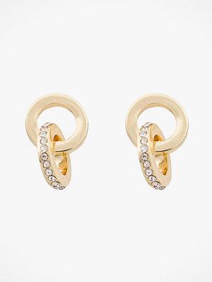 SNÖ of Sweden smycke Örhänge Connected Pendant