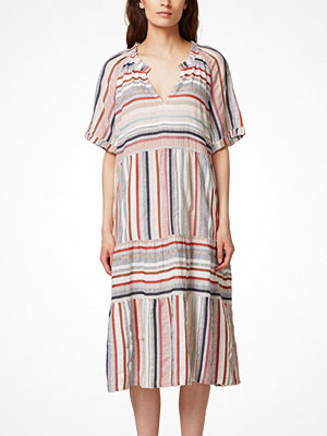 Esprit Klänning Y/D Slub Stripe Dress