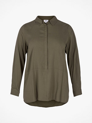 Zizzi Skjorta MLancaster Shirt LS