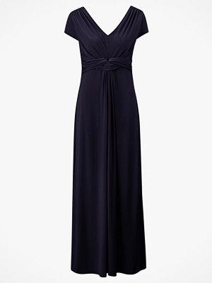 Saint Tropez Maxiklänning Long Drapy Jersey Dress