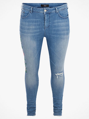 Zizzi Jeans AMY Cropped Super Slim
