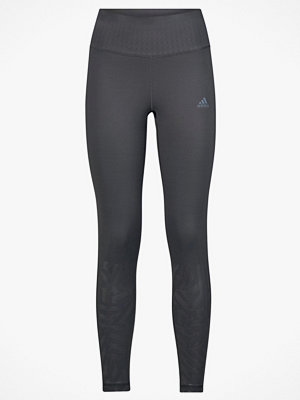 adidas Sport Performance Träningstights Ultimate High-rise Embossed Tights