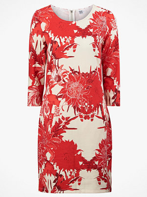 Saint Tropez Klänning Big Flower Jersey Dress