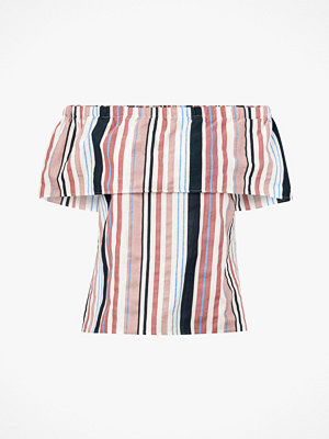 Vila Topp viLinis Off Shoulder Top
