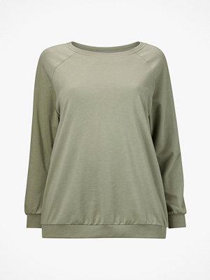 Zizzi Sweatshirt XMaddy LS Sweat
