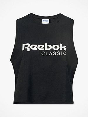 Sportkläder - Reebok Performance Topp GP Q2 Crop Tank