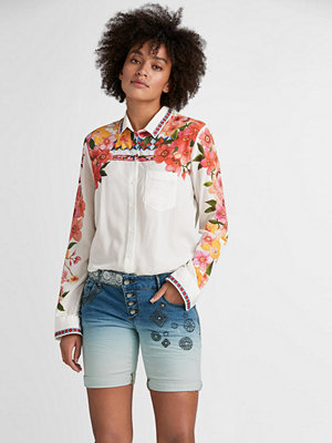 Desigual Shorts Denim Madisson
