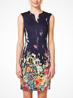 Esprit Klänning Print Co Satin Dress