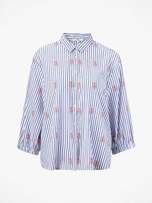 Lee Skjorta Shirt Bell Sleeve