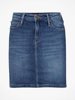 Lee Jeanskjol Mid Skirt