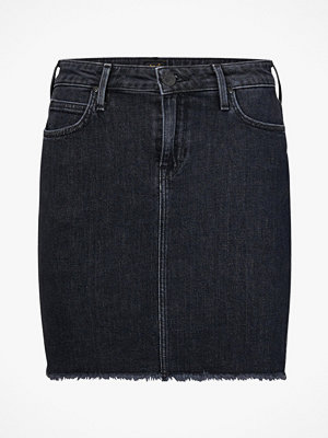 Lee Jeanskjol Mid Skirt