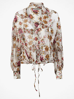 Hunkydory Blus Flora Floral Blouse