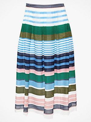 Esprit Kjol Striped Jaquard Skirt