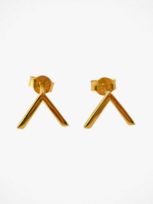 Syster P smycke Örhänge Earring Strict Simple V