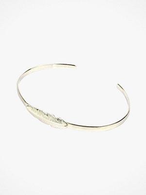 Syster P smycke Armring Bracelet Feather Bangle