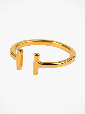 Syster P smycke Ring Strict Plain Bar