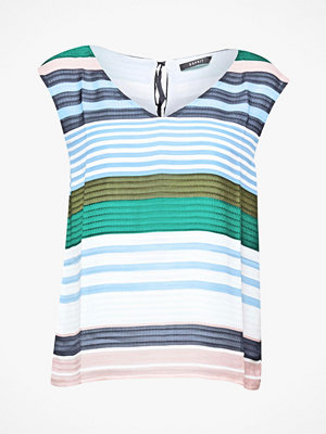 Esprit Blus striped q jacqu