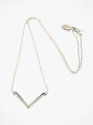 Syster P smycke Halsband Necklace Simple V