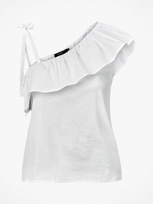 Vero Moda Topp vmSia Shoulder Frill Top