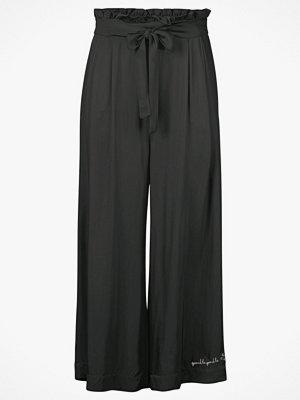 Odd Molly Byxor Cherish Pant svarta