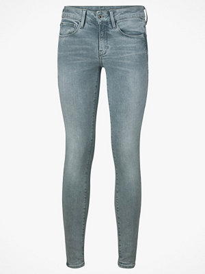 G-Star Jeans 3301 Deconst Mid Skinny Wmn