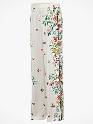 Esprit Byxor Flower Pant vita med tryck