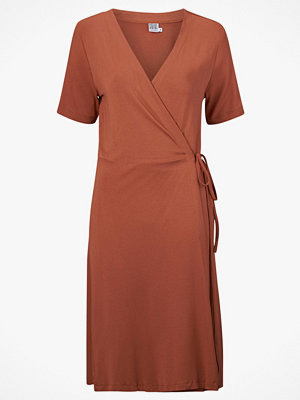 Saint Tropez Omlottklänning Jersey Wrap Dress