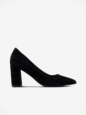 Pumps & klackskor - Ellos Pumps Allie i mocka