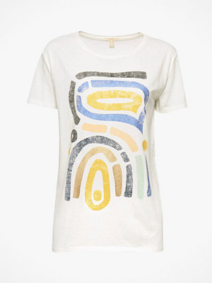 Esprit Topp Abstract AW Tee