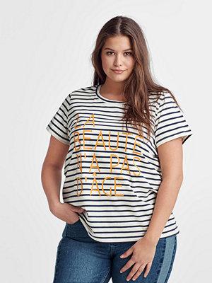 Zizzi Topp Vmaggie S/S T-shirt