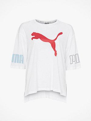 Puma Träningstopp Modern Sport Logo Tee