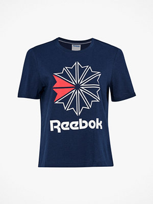 Reebok Classics Topp Classic Big Logo Graphic Tee