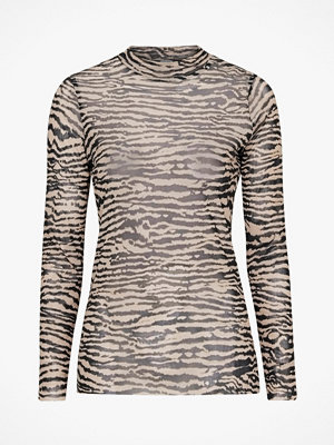 Saint Tropez Topp Animal Blouse