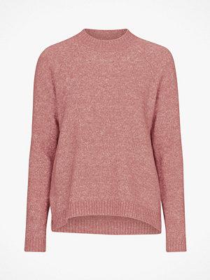 Saint Tropez Tröja Knit Sweater Slit