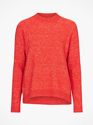 Saint Tropez Tröja Knit Sweater Slit