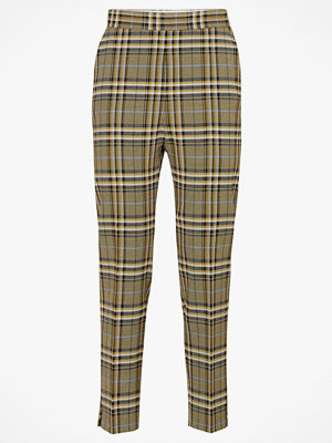 J. Lindeberg Byxor Mandalay Soft Check Pants rutiga