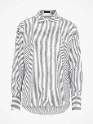 J. Lindeberg Skjorta Nicole Poplin Stripe Shirt