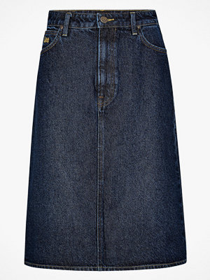 Lee Jeanskjol Long A Line Skirt