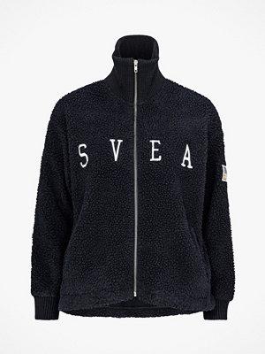 Svea Tröja Kathryn Pile Zip Sweater