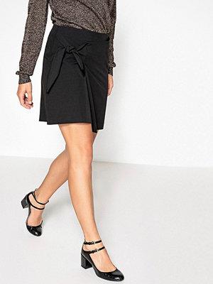 La Redoute Kort, draperad kjol