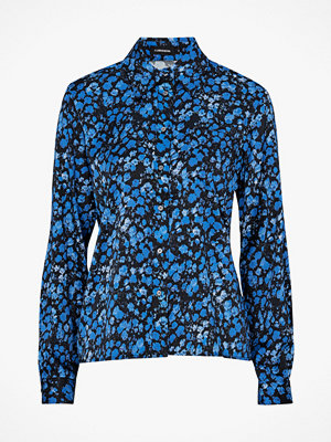 J. Lindeberg Blus Mallory Washed Silk Blouse