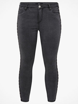 Zizzi Jeans Amy Cropped Super Slim