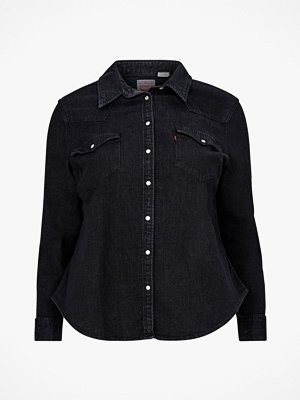 Levi's Plus Jeansskjorta Western