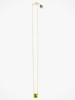 SNÖ of Sweden smycke Halsband Hatt med berlock