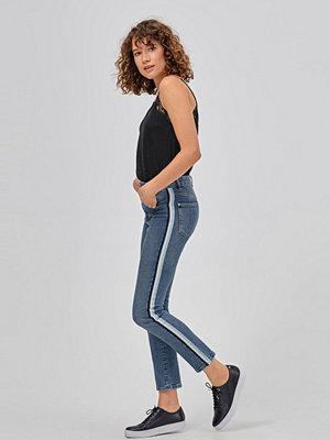 Ellos Jeans Melvina Side Stripe