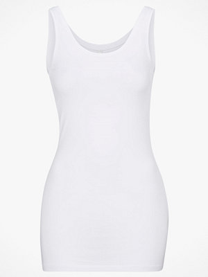 Linnen - Only Linne onlLive Love New Long Tank Top Noos