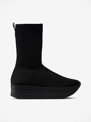 Boots & kängor - Vagabond Platåboots Casey