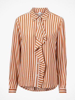 Saint Tropez Skjorta Two Tone Stripe